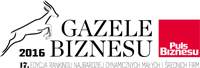 Gazele Biznesu 2016