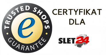 certyfikat trusted shop