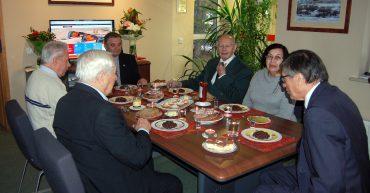 spotkanie emerytowanych pracowników Slet