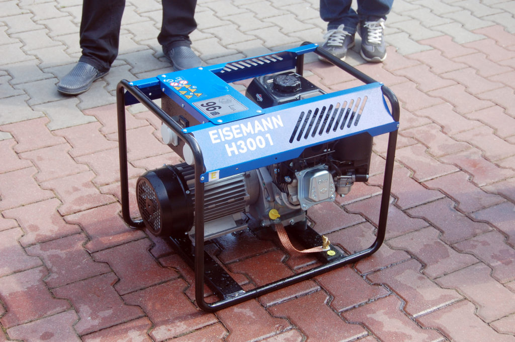 agregaty prądotwórcze Eisemann